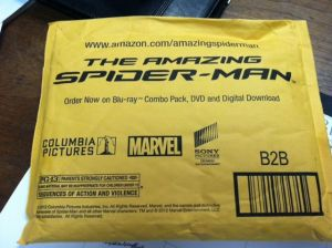 Amazon-spiderman